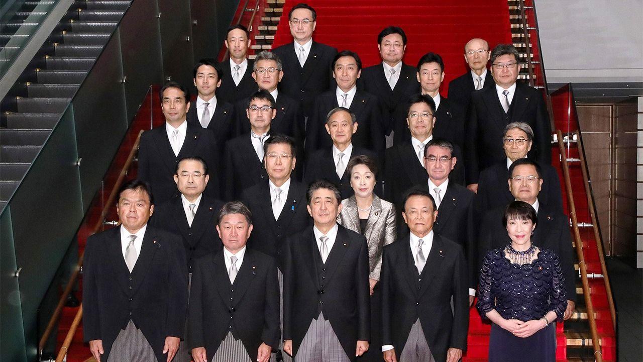 【内閣】 安部内閣 支持率57%!増税しても文句なし。