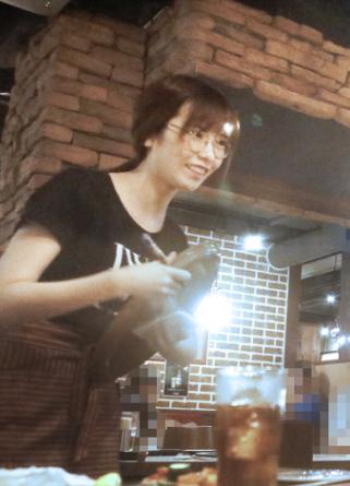 ぱるる(島崎遥香)が焼肉屋でバイト?