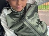 世界で最も美しい少女 イギリスのキャシャちゃん8歳