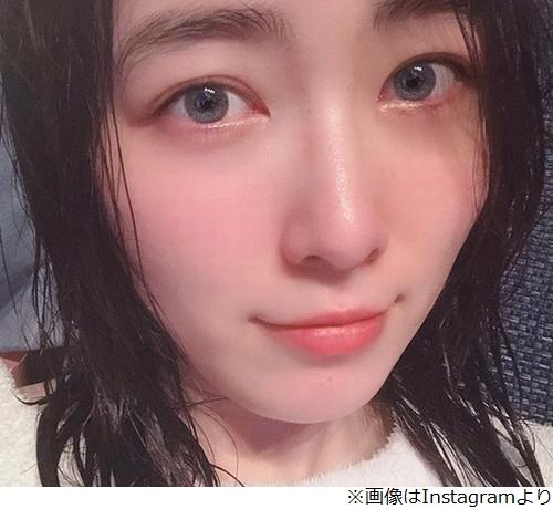 【芸能】SKE48松井珠理奈が濡れ髪湯上がりショット