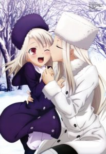 【fate】イリヤスフィールって可愛いよな パズル10