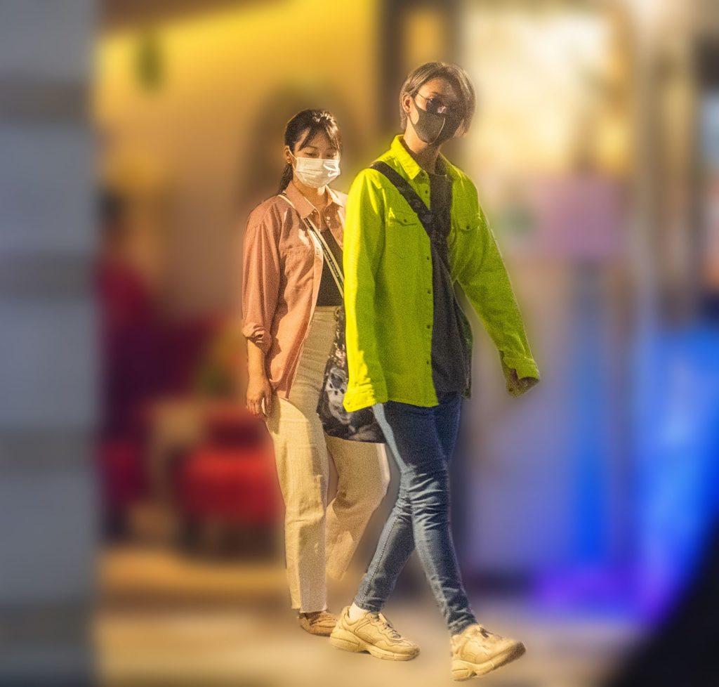 """ジャニーズ元MADEリーダー・稲葉光(29)が元Berryz工房アイドルと""""渋谷ホテルデート"""