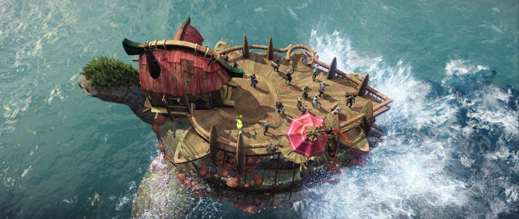 【ロストアーク】攻略・情報&晒しスレ ビフレスト課金・定期船マジいらねーワープさせろよ