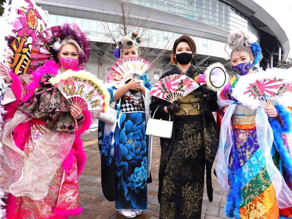 さすが福岡の成人式・・・今年裏切らずにすごいなwww 画像アリ