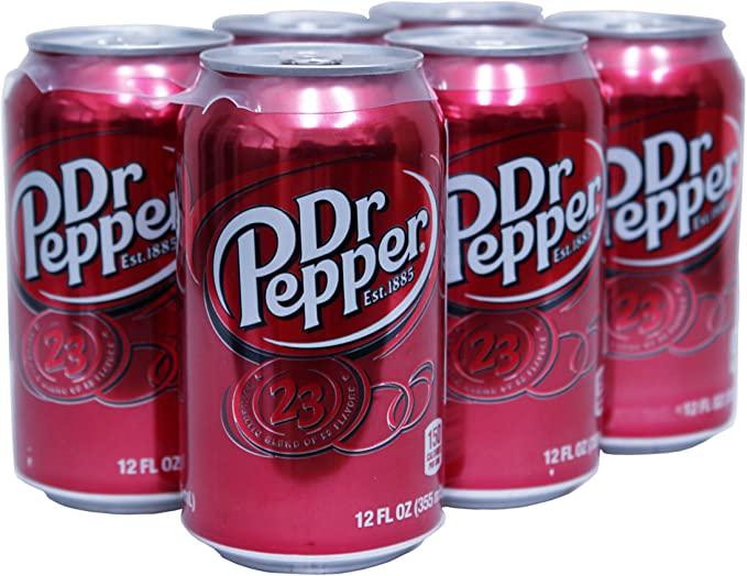 炭酸飲料の頂点ドクターペッパーに決定する