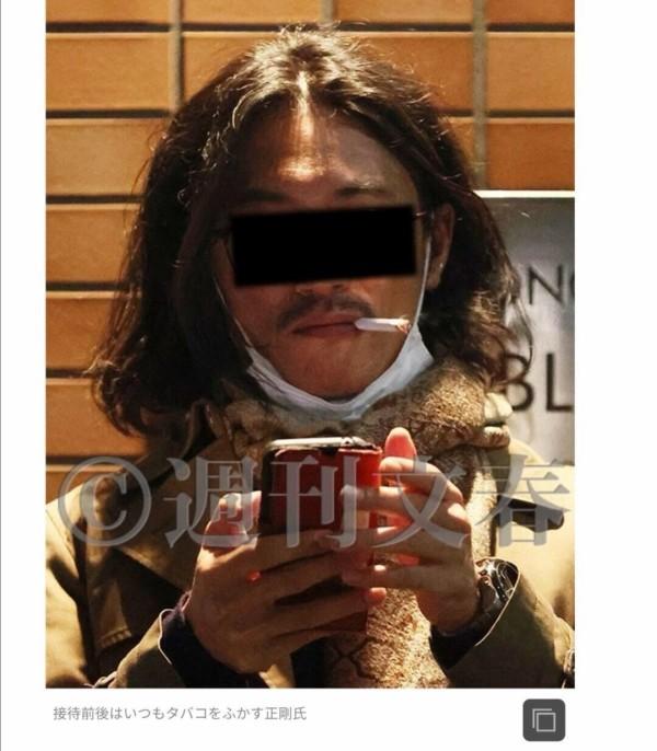 菅総理の長男がやばすぎる!! ロン毛!