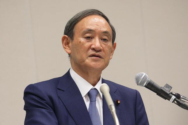 菅義偉首相「気力失った」就任わずか1年電撃退陣表明…「ポスト菅」大混乱どうなる総裁選