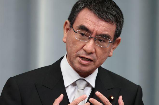 【総裁選】河野太郎氏「麻生副総理は私に1票入れてくれると思う」