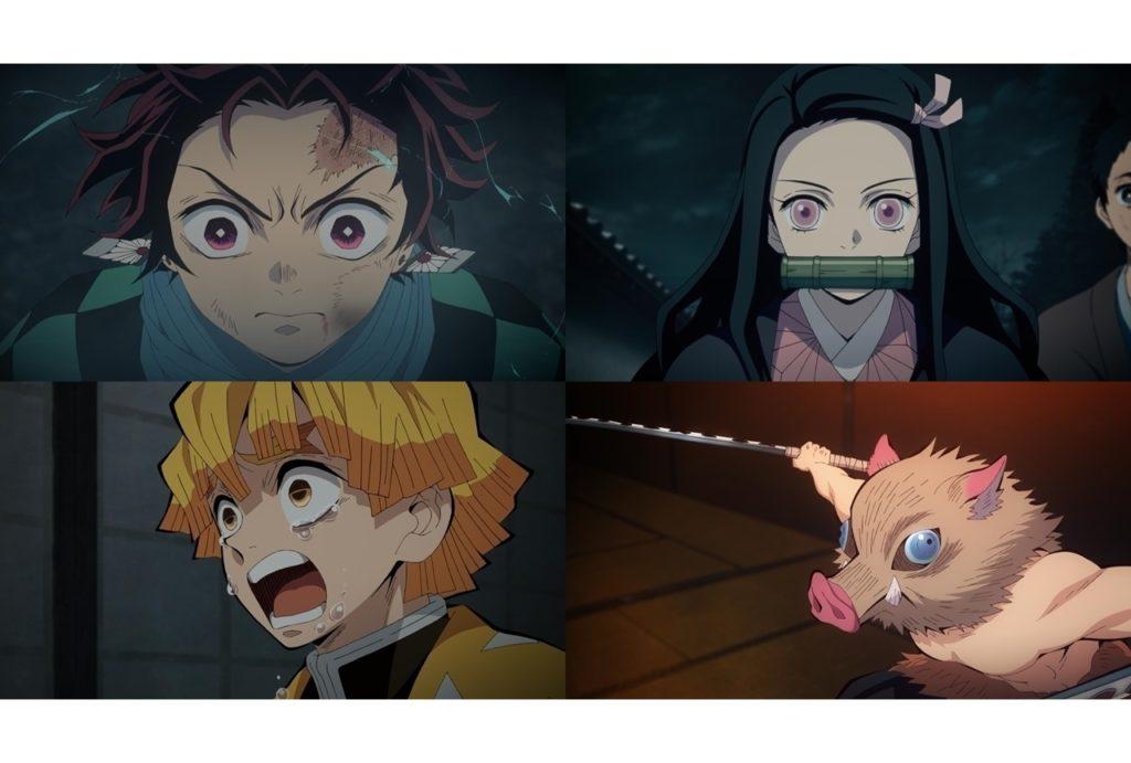 【アニメ】「鬼滅の刃」竃門・我妻・嘴平の名字は、日本のどの地域にどれくらい実在するのか